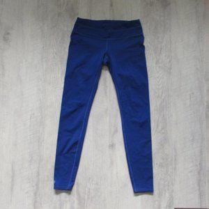 Cobalt Blue Athleta Legging Size Small